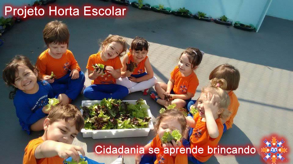 Horta escolar